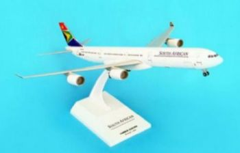 Airbus A340-600 South African Airways Skymarks Collectors Model 1:200 SKR180 E